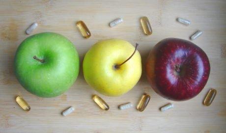 Urheilijan vitamiinit